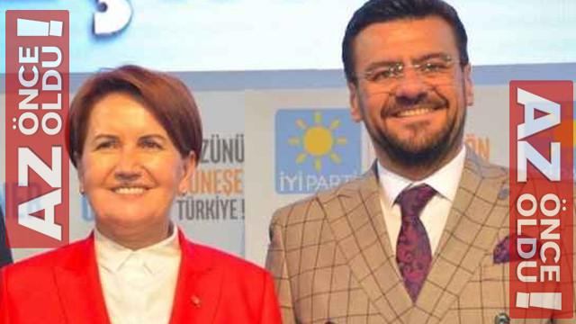 İYİ Parti Manisa Milletvekili Tamer Akkal kimdir? Tamer Akkal İYİ  Parti'den neden istifa etti?