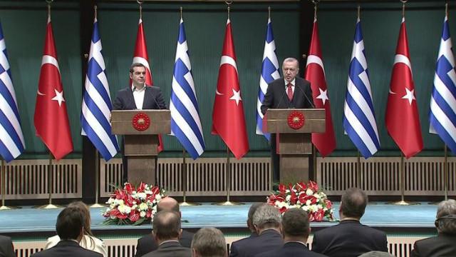 Cumhurbaşkanı Erdoğan: Yunanistan terör örgütlerinin sığındığı güvenli ülke olmamalı