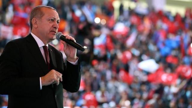 Cumhurbaşkanı Erdoğan'ın ilk miting yeri belli oldu