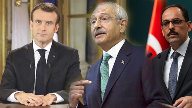 Macron'un sözde soykırım açıklamasına tepkiler büyüyor