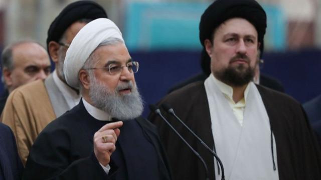 Ruhani: Tövbe ederse kabul etmeye hazırız
