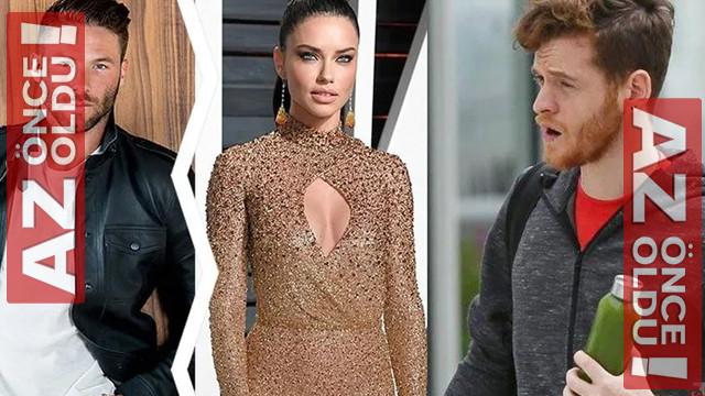 Julian Edelman kimdir? | Adriana Lima'nın yeni sevgilisi kimdir? | Julian Edelman Instagram