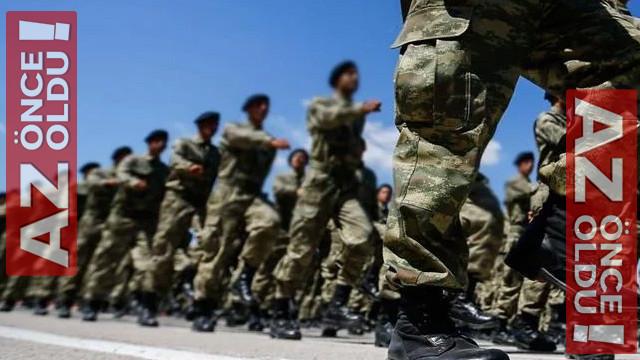 3, 6, 9, 12 askerlik sistemi nasıl olacak? 2019 askerlik süresi kısalacak mı?