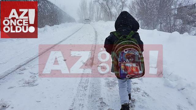 8 Şubat 2019 Cuma günü Bolu'da okullar tatil mi?