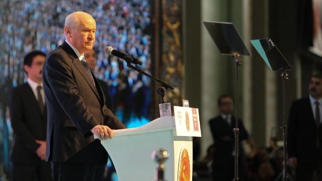 Devlet Bahçeli: Türkiye'nin bekası için bekçi olmaya hazırız