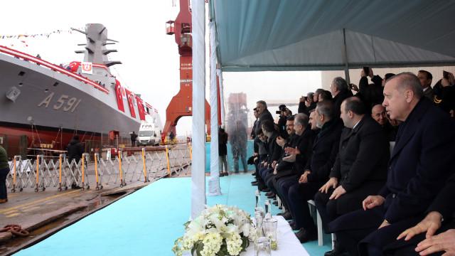 Eğitim gemisi ufuk A-591 nedir? Eğitim Gemisi Ufuk özellikleri nelerdir? Eğitim gemisi Ufuk kimin?