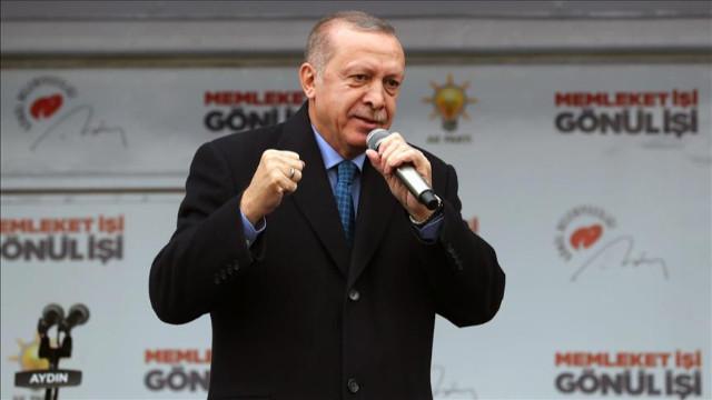 Cumhurbaşkanı Erdoğan: MHP ile birlikte mücadele ettik