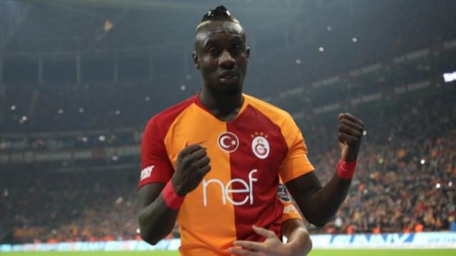 Mbaye Diagne gözünü Gomis'in rekoruna dikti