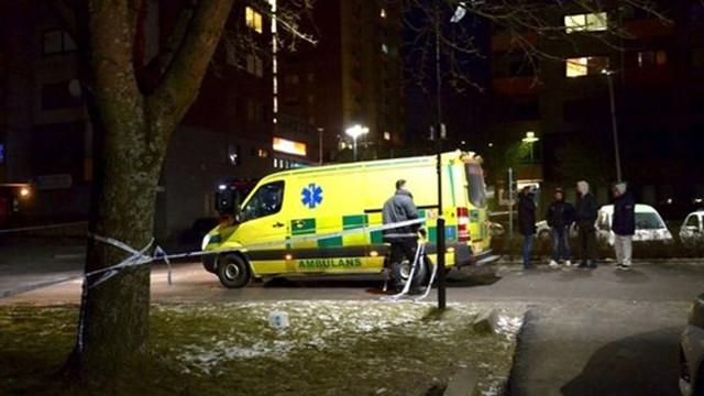 Stockholm'de patlama meydana geldi