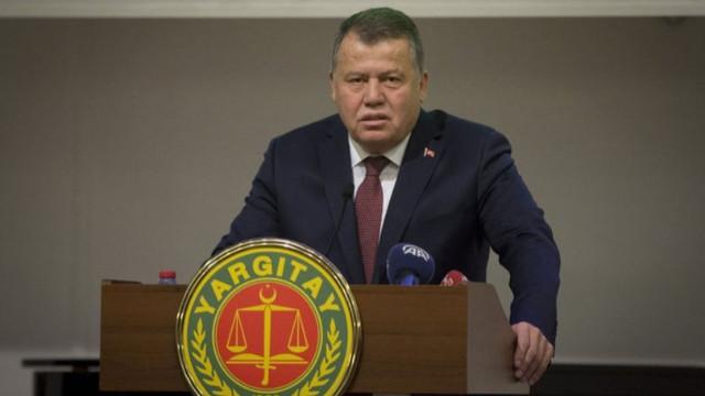 Yargıtay Başkanlığı'na İsmail Rüştü Cirit yeniden seçildi