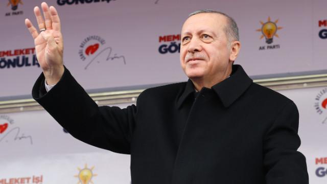 Cumhurbaşkanı Erdoğan: Tanzim satışına marketlerdeki ürünler de dahil olacak
