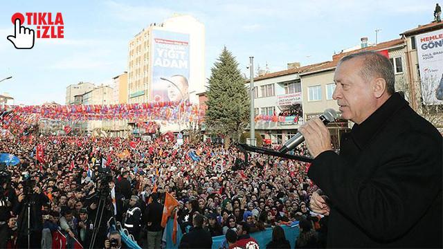 Cumhurbaşkanı Erdoğan'dan altın mesajı: Venezuela'nın altını Çorum'da işlenecek