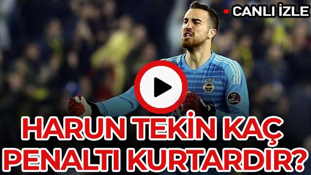 Harun Tekin Zenit penaltı kurtarışı izle | Harun Tekin kaç penaltı kurtardı?