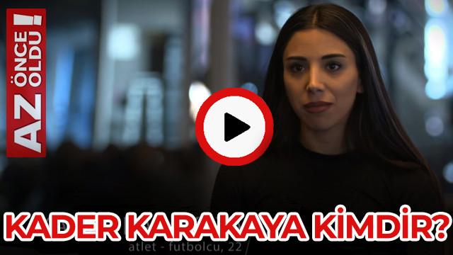 Survivor Kader Karakaya kimdir? | Kader Karakaya kaç yaşında? | Survivor Kader Karakaya Instagram