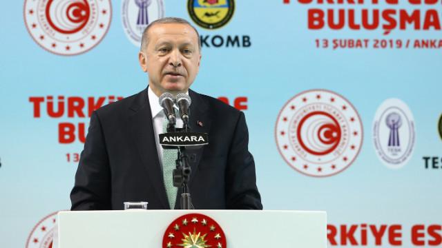 Cumhurbaşkanı Erdoğan: En ücra köşelere kadar bu uygulamayı taşıyacağız