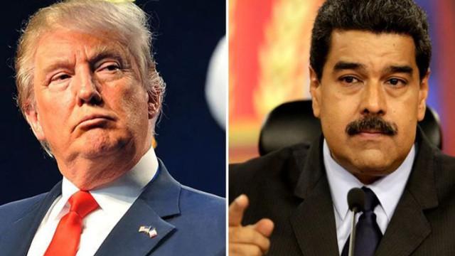 Maduro: Venezuela'yı ele geçirmek için savaş çığırtkanlığı yapıyorlar
