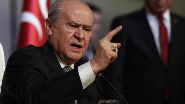 Devlet Bahçeli: Ankara CHP'nin eline geçmeyecektir!