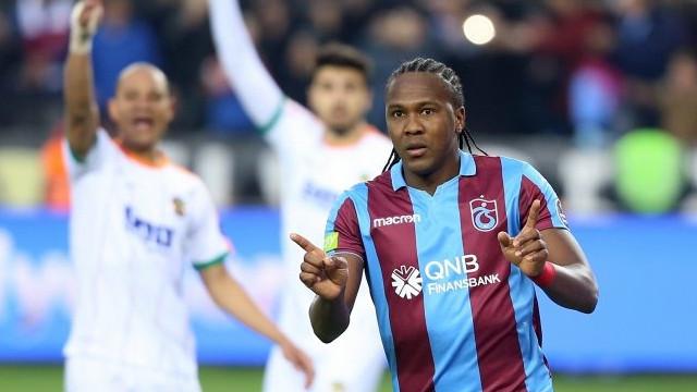 Trabzonspor evinde kaybetti!