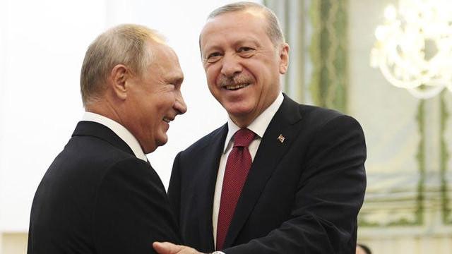Erdoğan nisanda Moskova'ya gidiyor