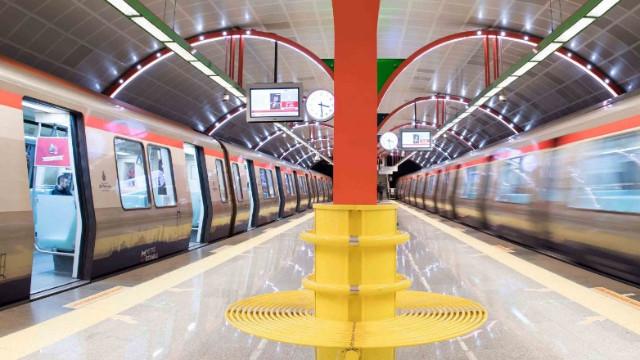 İstanbul'a iki metro hattı daha!