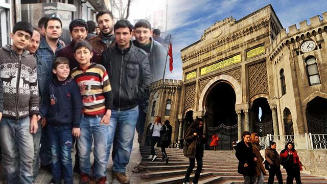 YÖK'ten Suriyeli öğrenci açıklaması