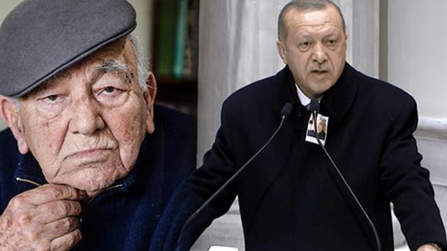 Erdoğan Kemal Karpat'ın cenaze töreninde konuştu: Yerini doldurmamız zor olacak