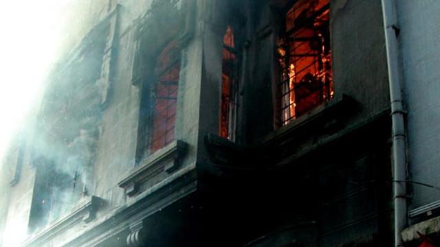 İstanbul Valiliği'ndan 'Yangın' açıklaması: 1 gözaltı