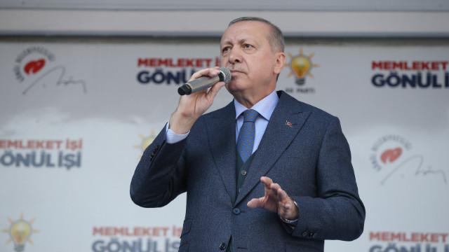 Cumhurbaşkanı Erdoğan: Biz bin yıldır bu bedeli ödüyoruz