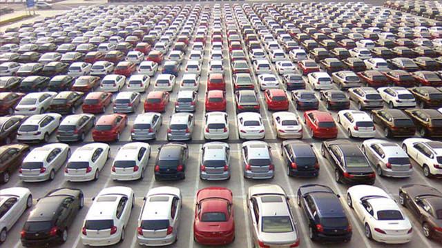 Dev şirket iflas edince 26 bin araç yarı fiyatına satışa çıkarıldı