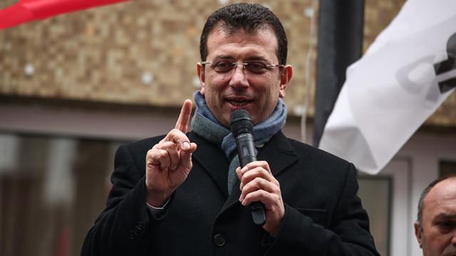 İmamoğlu'ndan Yıldırım'a Kanal İstanbul yanıtı