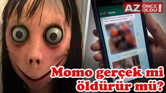 Momo gerçek mi, öldürür mü?