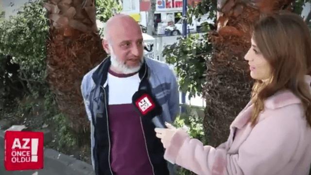 Azonceoldu Fatih'te vatandaşlara yerel seçimi sordu