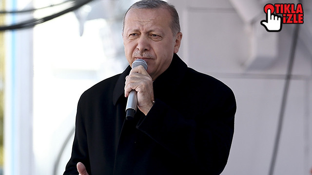 Cumhurbaşkanı Erdoğan: Mahkemede hesaplaşacağız
