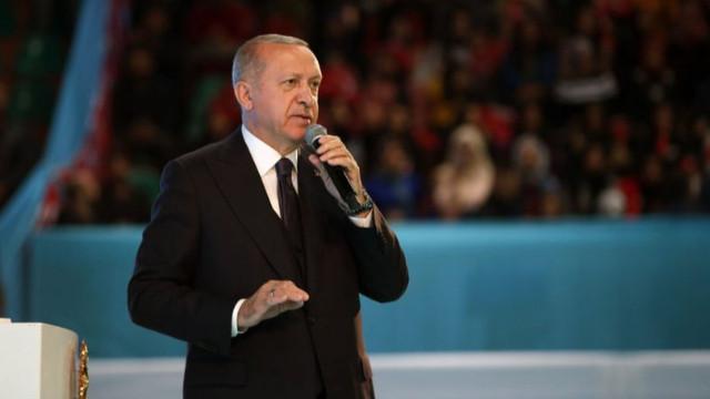 Cumhurbaşkanı Erdoğan: Boş teneke çok ses çıkartır, ülkemizde muhalefetin durumu bu