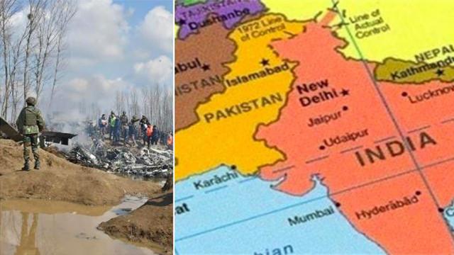 Pakistan-Hindistan sınırında çatışma