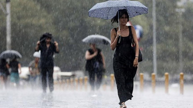 Meteoroloji duyurdu! Sağanak yağış geliyor