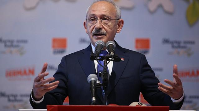 Kılıçdaroğlu: Silah fabrikasının satılması, ülkenin namusuyla oynamaktır
