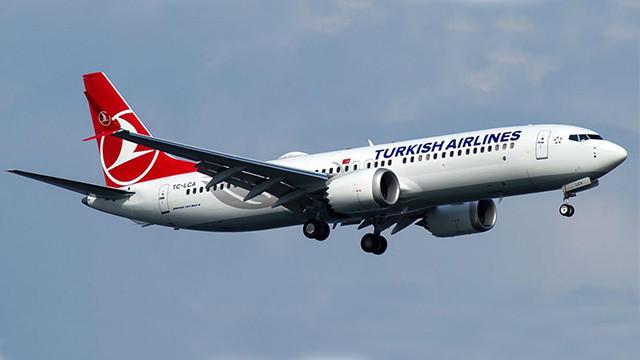 THY Boeing 737 Max'ın uçuşunu yasakladı