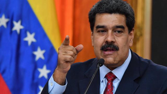 Maduro'dan Venezuella halkına: Elektrik tedarikinin yeniden sağlanması için dua edin
