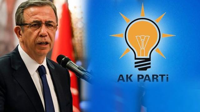 AK Parti'den Mansur Yavaş açıklaması: AK Parti'nin Yavaş'la meselesi yok