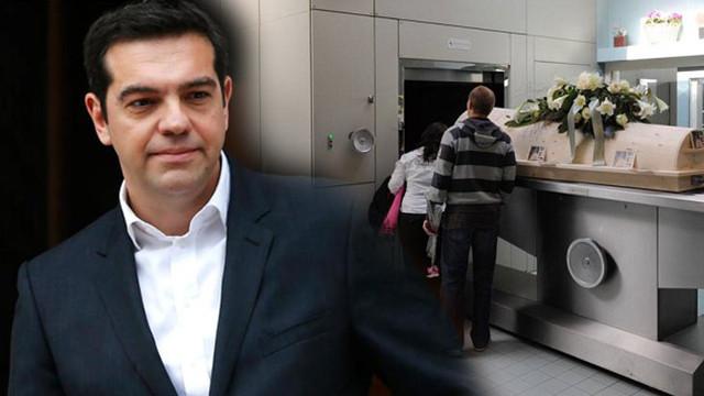 Yunanistan'ın ilk krematoryumu açılıyor