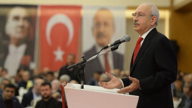 Kılıçdaroğlu: 600 yıllık Osmanlı Devleti üretmediği için battı