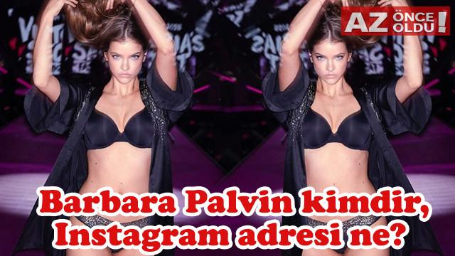 Barbara Palvin kimdir, kaç yaşında, Instagram adresi ne?