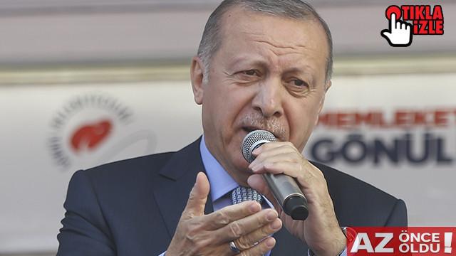 Erdoğan'dan Yavaş yorumu: Alengirli işlere bulaştı