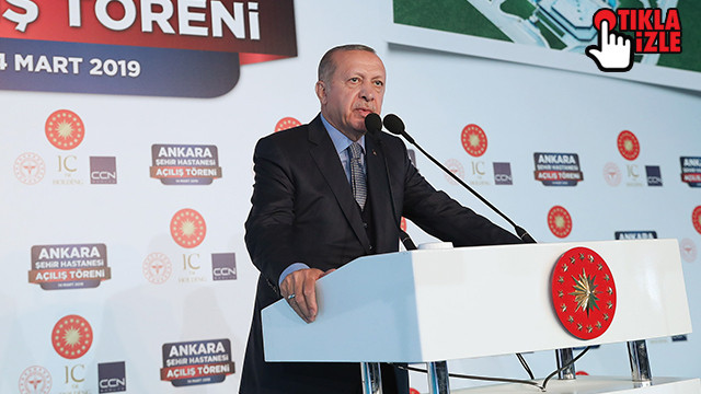Erdoğan: 3600 ek gösterge meselesini çözeceğiz