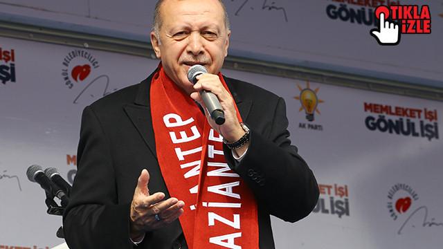 Cumhurbaşkanı Erdoğan: Üç vatandaşımız yaralandı, biriyle görüştüm