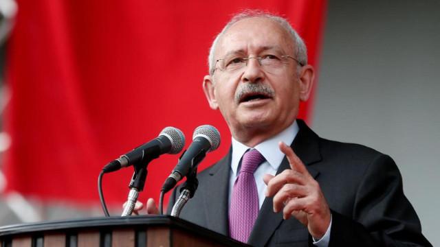 Kılıçdaroğlu: Ülkenin en temel sorunu işsizliktir