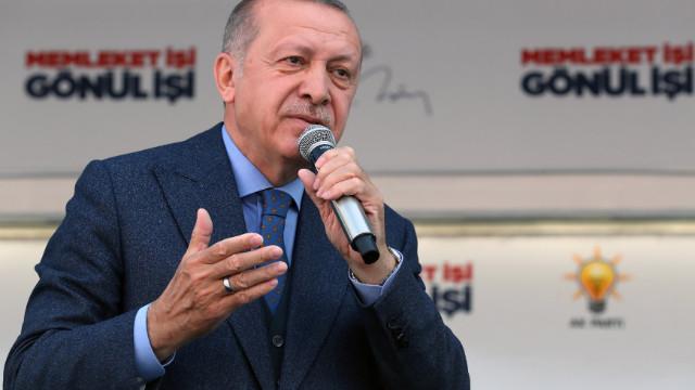 Cumhurbaşkanı Erdoğan'dan Ayasofya çıkışı