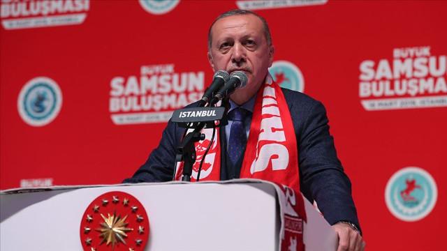 Cumhurbaşkanı Erdoğan'dan savaş çığırtkanlığı yapanlara sert sözler
