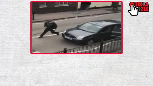 Yeni Zelanda'dan sonra bu sefer Londra! Müslüman gruba çekiç ve sopa ile saldırı!